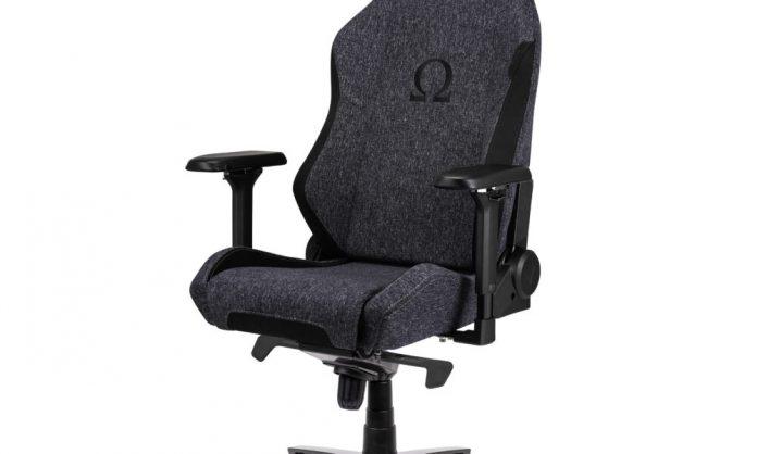Secretlab SoftWeave Black3 - Canales para sillas de juegos estilo Streetwear