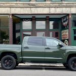 Revisión de la Toyota Tundra TRD Pro 2020