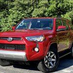 Revisión 2020 Toyota 4Runner TRD