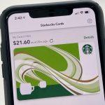 Cómo agregar una tarjeta de regalo de Starbucks a la aplicación y pagar con su teléfono