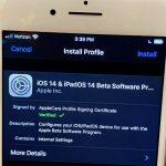 Esto es lo que tarda la versión beta de iOS 14