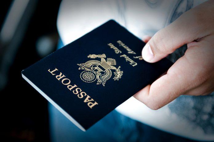 Cómo tomar fotos de pasaporte en iPhone