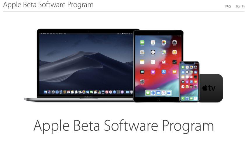 Cómo unirse al programa beta de macOS.