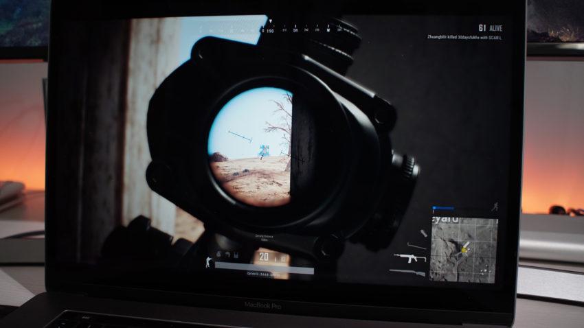 Jugar PUBG en Mac es divertido y gratificante con GeForce Now.