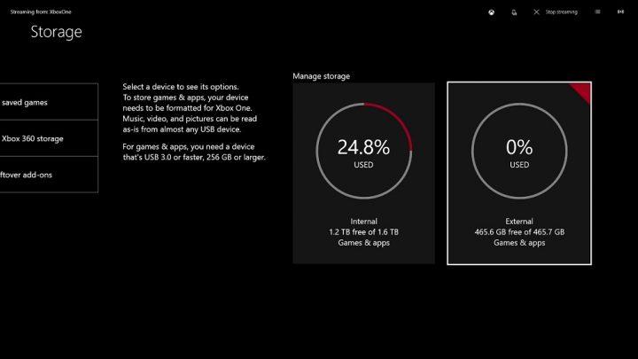 Cómo agregar un disco duro a Xbox One para obtener más almacenamiento (7)
