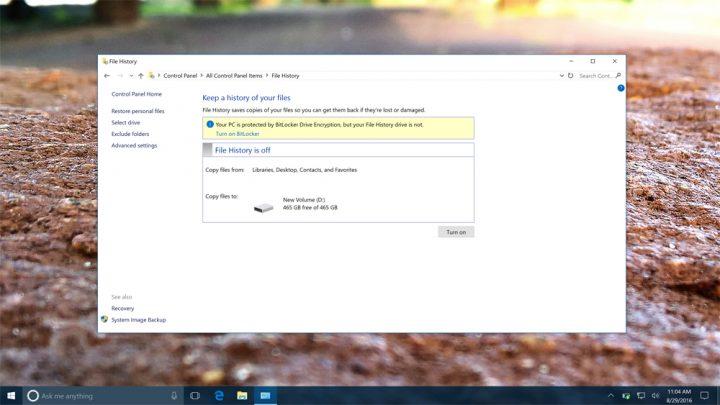 Cómo hacer una copia de seguridad completa de su PC con Windows 10 y Windows 8.1 (5)