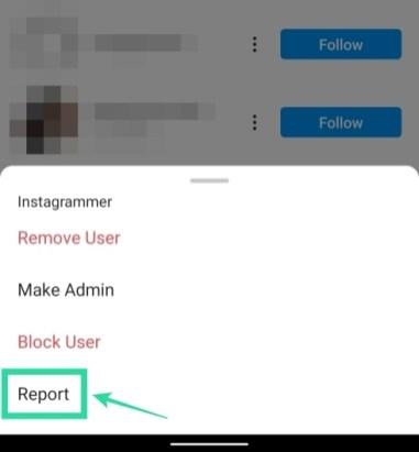Cómo dejar de ser agregado a grupos en Instagram-10-c