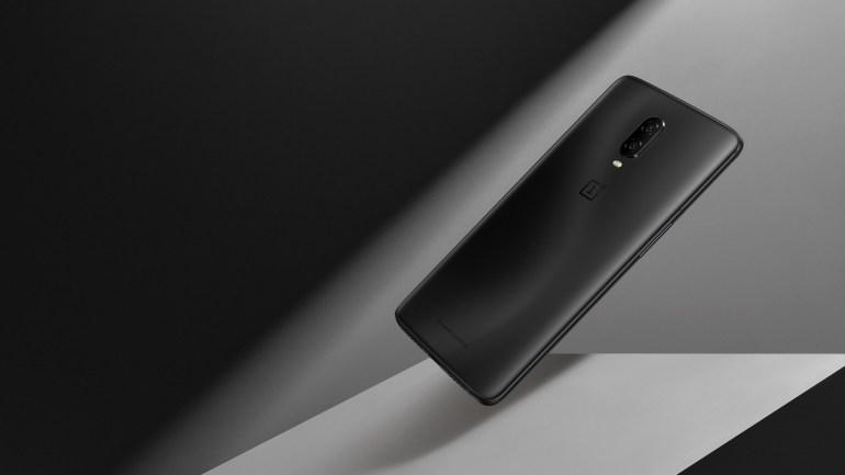 OnePlus 6T color negro