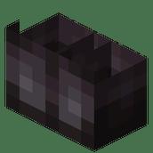 Botas Minecraft Netherite