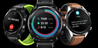 Huawei Watch GT visto en el sitio web oficial de India;  Lanzamiento inminente