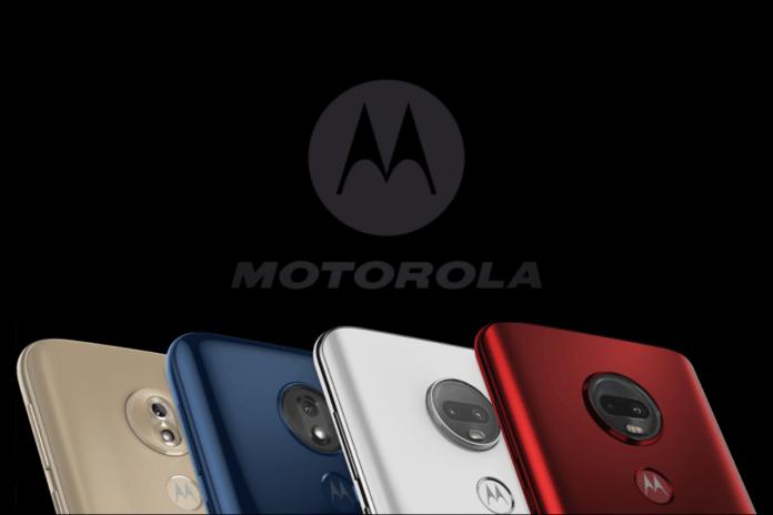 Motorola Moto G7 Series se vuelve oficial en Brasil