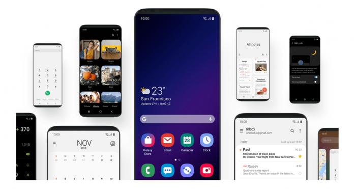 Tutorial para instalar One UI en Samsung Galaxy Note 8