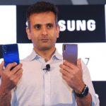 Samsung Galaxy A7 (2018) lanzado en India: precio, características y especificaciones