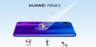 Lanzamiento de Huawei Nova 3: 5 características principales, precio, disponibilidad, especificaciones y alternativas