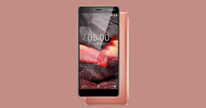 Revelados los precios de HMD Global Nokia 5.1, Nokia 3.1 y Nokia 2.1 India