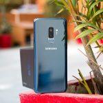 Cómo verificar el sensor de la cámara presente en Samsung Galaxy S9 o S9 Plus
