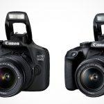 Las cámaras Canon EOS 1500D y EOS 3000D DSLR lanzadas en el segmento de entrada en la India