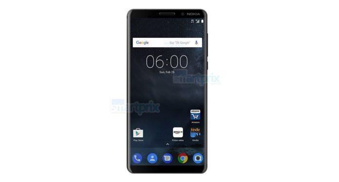 Nokia 6 (2018) con pantalla 18: 9 y Snapdragon 660 es probable que se lance a principios de 2018