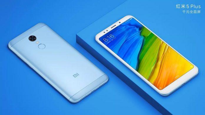 Xiaomi Redmi 5, Redmi 5 Plus con pantallas 18: 9 y cuerpos completamente metálicos anunciados