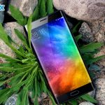 Xiaomi Mi Note 2 con diseño de borde curvo se vuelve oficial