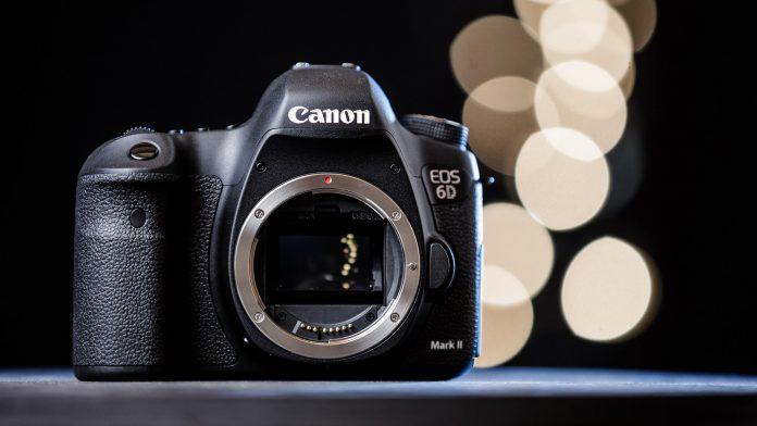 Canon EOS 6D Mark II ahora disponible en el mercado indio, con un precio de Rs.  1,32,995