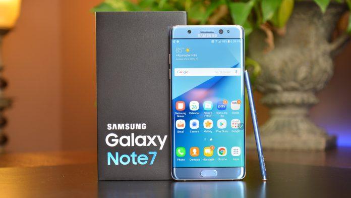 Las unidades reacondicionadas de Samsung Galaxy Note 7 saldrán como Galaxy Note Fan Edition, comenzarán a venderse a partir del 7 de julio