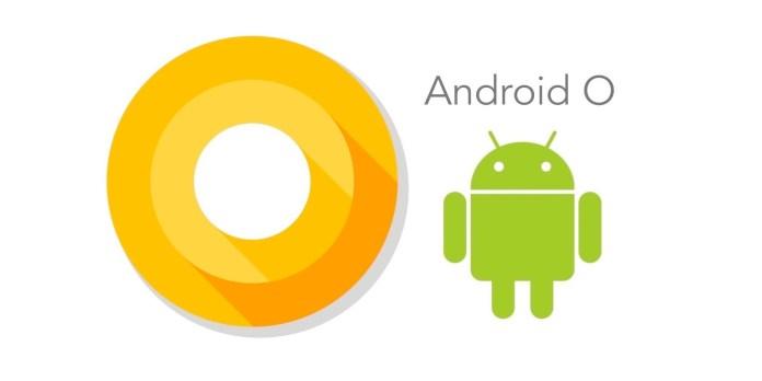 Logotipo de Android O