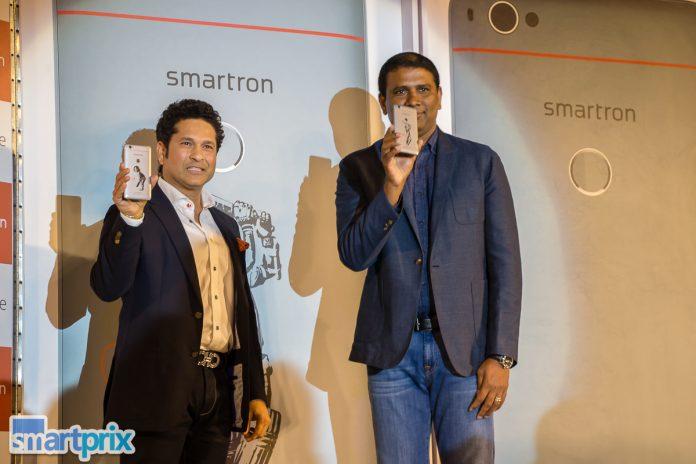 El teléfono Smarton SRT con Snapdragon 652 y 4 GB de RAM se lanzó a 12,999 INR