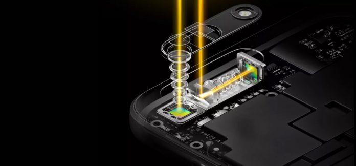 Oppo presenta el primer módulo de cámara con zoom óptico sin pérdida 5X