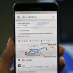 Ahora reserve un taxi Uber o Ola directamente desde la Búsqueda de Google