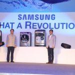 Samsung lanza las lavadoras de carga superior AddWash de carga frontal y la serie K en la India