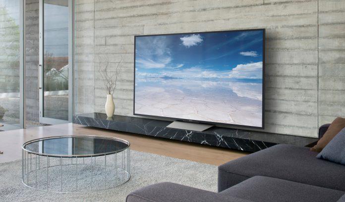 Sony lanza la línea de televisores Bravia 4K HDR en India