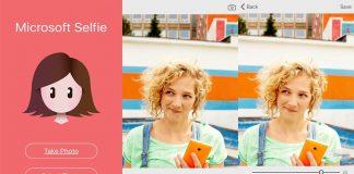 Microsoft presenta una aplicación Selfie para usuarios de iOS