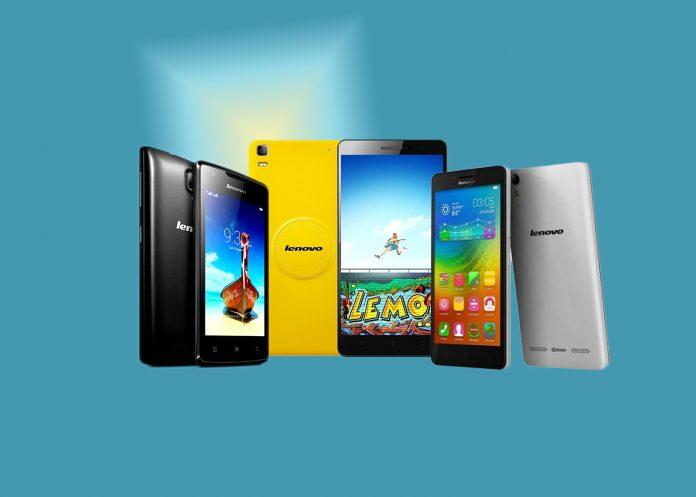 En esta ocasión, Lenovo nutre las cadenas minoristas sin conexión con tres nuevos teléfonos de la serie A