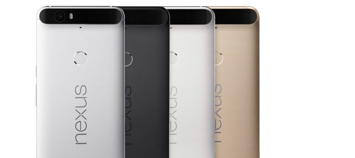 Se revela el misterio de la gran barra de vidrio negro del Nexus 6P