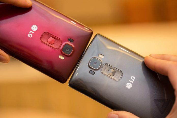 LG G Flex 2 con pantalla curva lanzado en la India por 55.000 INR