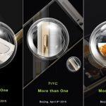 HTC 'More Than One' presentará One M9 Plus el 8 de abril