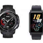 Honor lanza Watch GS Pro y Watch ES con pantallas AMOLED y hasta 100 modos de entrenamiento