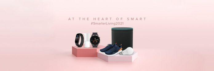 Xiaomi anuncia varios dispositivos de ecosistema conectados en India en Smarter Living 2021