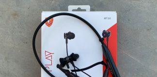 Revisión de los auriculares con banda para el cuello PlayGo N82
