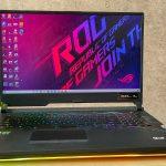 Revisión de ASUS ROG Strix SCAR 17 G732LXS