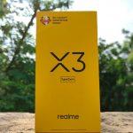 Revisión de Realme X3 SuperZoom