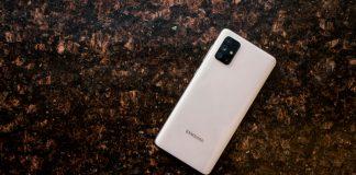 Revisión del Samsung Galaxy A71