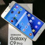 Preguntas frecuentes sobre Samsung Galaxy C9 Pro con puntos de referencia, consultas de usuario, ventajas y desventajas