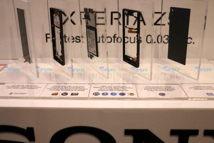 Sony Xperia Z5 Premium First Impression: primer teléfono con pantalla 4K del mundo