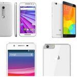 Mejor smartphone con menos de 15.000 en India (octubre de 2015)