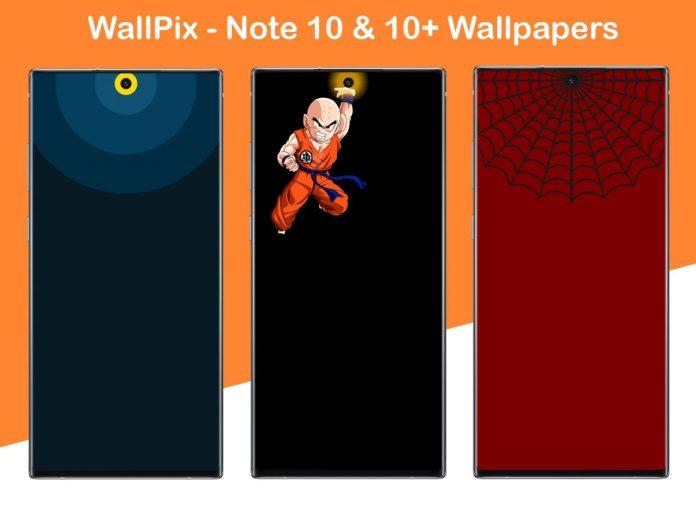 Fondo de pantalla de Note 10