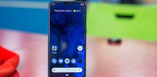 Lista de teléfonos con Android 10 en India