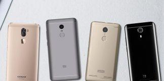 Los mejores teléfonos con 4GB de RAM por menos de 12.000 INR para comprar en India