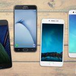 8 mejores teléfonos con sensor de huellas dactilares frontal por debajo de 20.000 INR